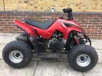 Apache Tomahawk 50cc Kids Quad Bike