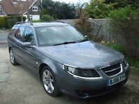 SAAB 9-5 LINEAR SPORT TID ESTATE