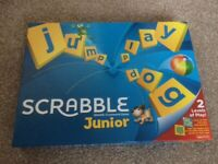 Scrabble Junior board game (ages 6-10)