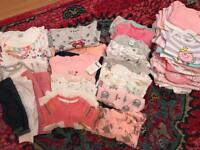 Baby clothes, New born and First size