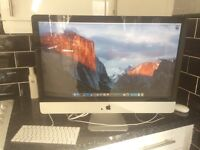 Apple IMAC £400 mint condition comes with everything!!