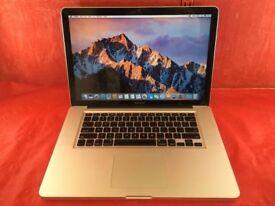 "Apple MacBook Pro A1286 15.4"", 2010, 750GB, i7 Processor, 6GB RAM +WARRANTY, NO OFFERS, L121"