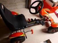Kids pedal car
