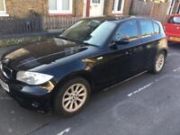BMW 1 series 116i 1.6 2007 5 door quick sale