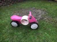 Almost new Imaginarum balancing bike
