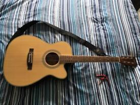 Countryman electro acoustic guitar