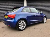 2014 AUDI A1 16 TI 105 SPORT NOT A3 MINI S LINE BMW 120D VW GOLF POLO SEAT LEON IBIZA CORSA CLIO DS3
