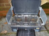 camping cooker and grill