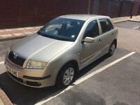 SKODA FABIA 2005 1.4 TDI DIESEL ONE PREVIOUS OWNER FULL SERVICE VW DEALER