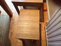 Nest of tables - £20