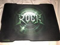 I-Rocks series gaming mouse mat