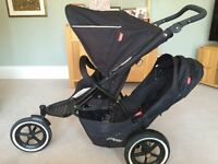 Phil and Teds Navigator Buggy - Black with Accessories