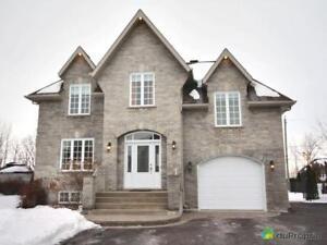 524 900$ - Maison 2 étages à vendre à Ste-Julie