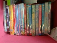 Kids Disney audio story cds