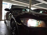 BMW 325i MPower touring Black FSH / px swap civic, yaris, 1 series, audi