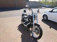 Harley Davidson streetbob fxdb dyna