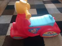 Fisher price scoother