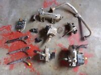 2011 2.5 TDCI Ford Ranger Engine parts