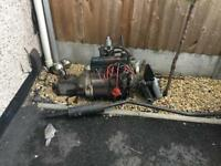 Reliant robin engine/gearbox