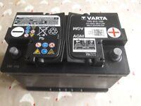 Varta Car Battery 68Ah