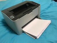 Wi-Fi and NFC enabled Printer