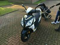 BRAND NEW SINNIS 125CC