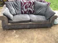 Dfs sofa. Delivered