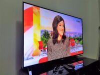 "LG LCD 55"" TV - SMART 4k ULTRA HD 3D (WIFI)"
