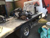 Ford transit recovery truck 2.5 diesel