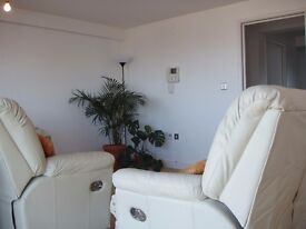 Two Bedroom,Two bath,apartment available.stunning river view .Secure Parking space