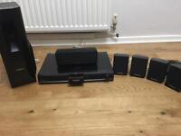 Reduced price:-Panasonic surround sound system