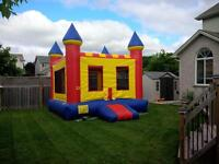 Bouncy Casles Still Available For the Weekend