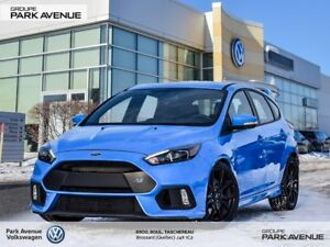 2017 Ford Focus RS | RECARO | KIT D'HIVER | VOLANT CHAUFFANT