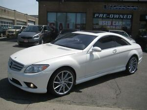 2009 Mercedes-Benz CL-Class AMG/4MATIC/NIGHT VISION