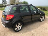2008 Suzuki SX4 1.6 DDiS - Full Servive History dealer - 2 keys - £135.00 tax - Mot Oct - 107k Miles