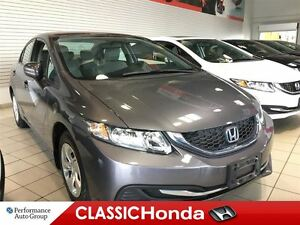 2014 Honda Civic Sedan LX | CLEAN CARPROOF | 5-SPEED | BLUETOOTH
