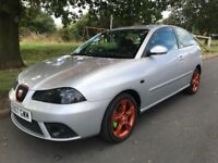 ONE OFF SEAT IBIZA 1.4 DAB 16V WITH SPARKLE POPPING CANDY PAINT WORK