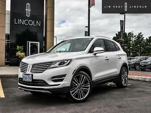 *DEMO* 2016 Lincoln MKC Reserve AWD $44,875 Plus Taxes