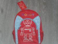 New Clarks robot rucksack