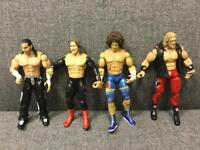 Retro WWE WRESTLING FIGURES JAKKS SPECIFIC ACTION FIGURES 2003 2005 Rare Toy Bundle 2 SDHC