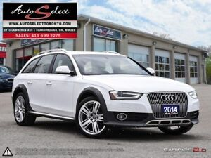 2014 Audi A4 allroad Quattro AWD ONLY 122K! **ALLROAD** NAVIG...