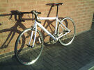 Men's Racer  - Shimano 14 speed with STI dual control levers - Mint Condition