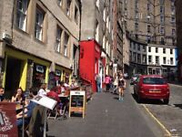 Kitchen Manager/Head Chef - for permanent role in award-winning cafe on Victoria St, Grassmarket