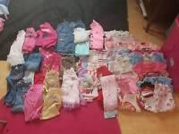 Huge girls 3-4 clothes bundle