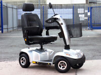 2017 INVACARE ORION 8MPH MOBILITY SCOOTER / FREE DELIVERY / STUNNING CONDITION