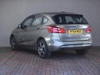 BMW 2 SERIES 218d Sport 5dr (silver) 2015