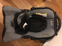 Graco baby car seat.