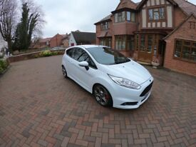 FORD FIESTA ST 1.6 ECOBOOST ST2 FULL FORD SERVICE HISTORY EXCELLENT CONDITION