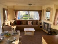 Cheap static caravan for sale in Wales, Towyn, Rhyl. Sited and connected, PAYMENT OPTIONS available