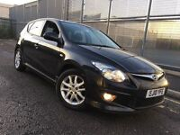 HYUNDAI i30 COMFORT 1.6 = AUTOMATIC = VERY LOW MILEAGE = £2850 ONLY =